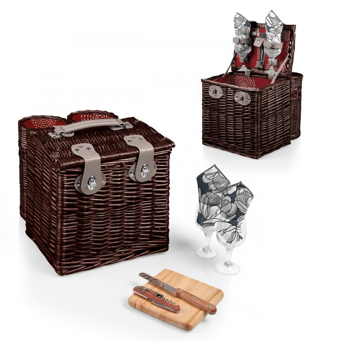 Picnic Time Vino Wine Basket Harmony