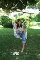 Quality Hammock Source Hammock Chair, Natural