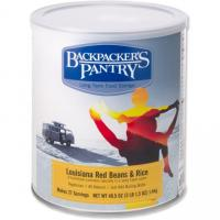 Backpacker's Pantry Louisiana Red Beans & Rice, Can
