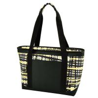 Picnic at Ascot Large Insulated Cooler Bag - 24 Can Tote - Paris