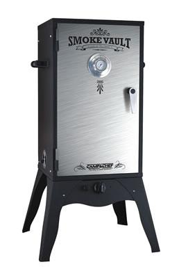 Camp Chef SMV-18 Smoke Vault Smoker with Stainless Steel Doors