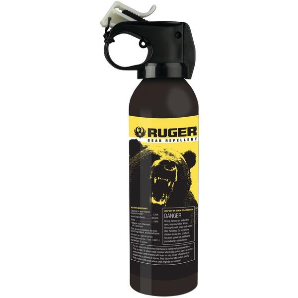 Ruger RB0100 Bear Pepper Spray System
