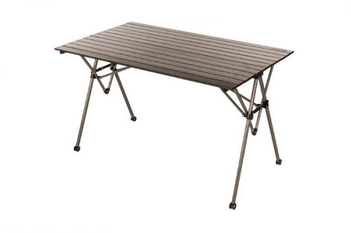 Kamp-Rite 1 Piece Roll Top Aluminum Table