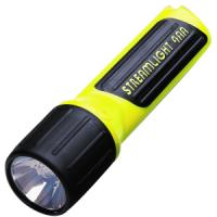 Streamlight Inc - 4AA White LED Yellow Blister