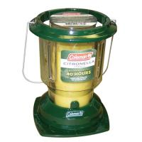 Wisconsin Pharmacal Coleman Citronella Lantern