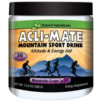 Acli-Mate Mountian Grape Tub