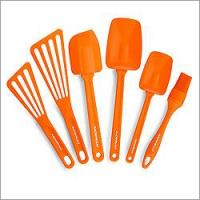 Rachael Ray Nylon Tools 6-Piece Utensil Set, Orange
