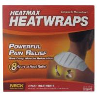 Hot Hands Heatmax Neck/shoulder Wrap 3ct