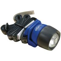eGear EQ2 Ultralight Headlamp, Blue