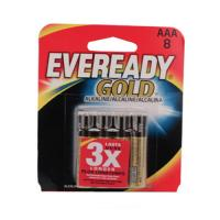 Energizer Eveready Gold AAA /8