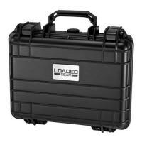 Barska Optics Loaded Gear HD-200 Hard Case, Black