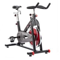 Sunny Health & Fitness SF-B1110S Indoor Cycling Bike - Silver