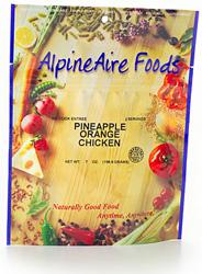 Camping & Hiking Food by Alpine Aire