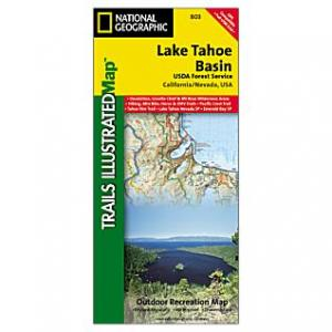 National Geographic Baxter St Prk/mt Katahdin #754