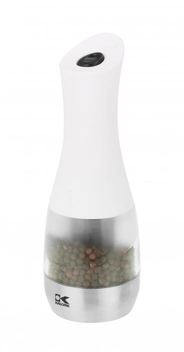 Kalorik Contempo Stainless Steel Salt and White Pepper Grinder