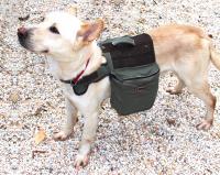 Eco Dog Backpack - Medium 20lb - 50lb Dog