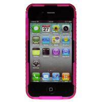 NITE IZE Connect Case-Pink Translucent