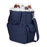 Picnic Time ONIVA Activo Cooler Tote Bag (Navy Blue with Gray Accents)
