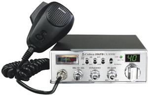 Cobra 25 LTD 40-channel Classic CB Radio With Dynamike Gain Control