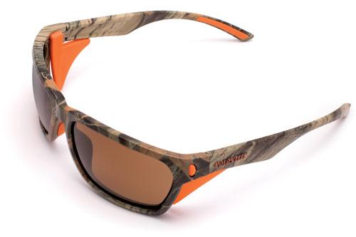 Cold Steel Knives Battle Shades Mark III, Cammo Frame, Brown Polarized Lens