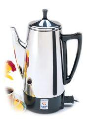 Presto 2 to 12 cup Stainless Steel Coffee Maker