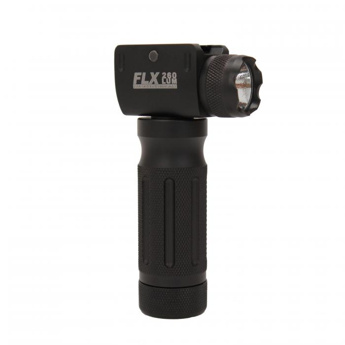Barska Optics 260 Lumen FLX Flashlight, Tactical Grip