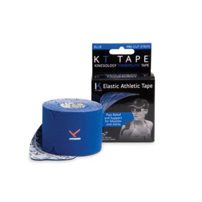KT Tape Pre-cut Blue