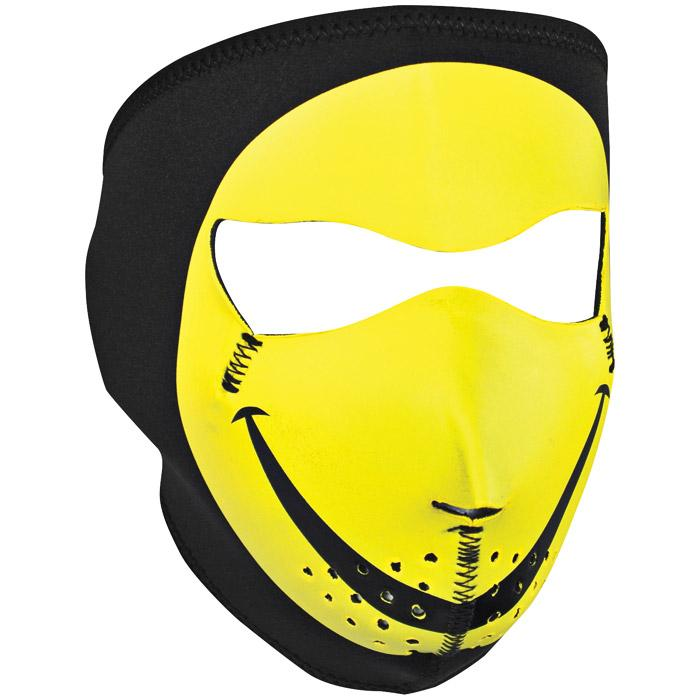 Zan Headgear Neo Face Mask - Smiley Face
