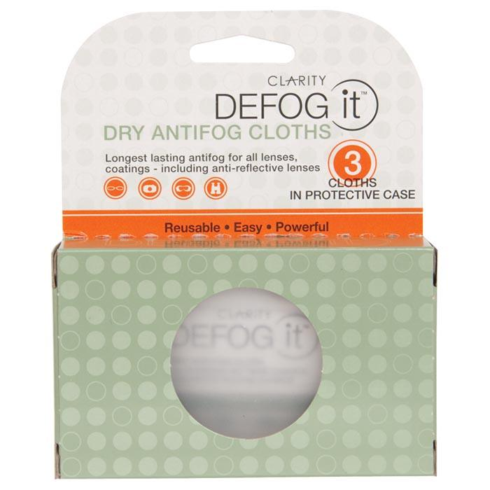 Clarity DeFog It 3pk