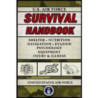 ProForce US Air Force Survival Handbook