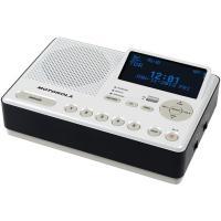 Motorola MWR839 Desktop AM/FM Weather Radio