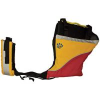 MTI Underdog Dog Life Jacket - Small, Mango/Red