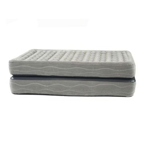 Smart Air Bed Champion Queen Raised Air Bed with Built-In Pump (BD-9222DZ)