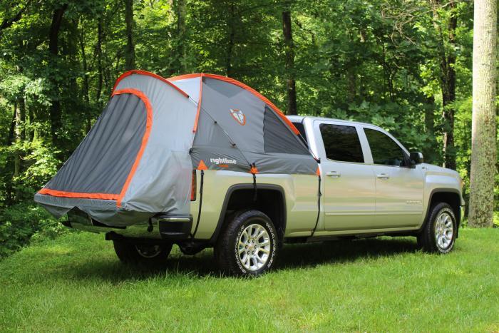 Rightline Gear 110750 Full Size Short Bed Truck Tent (5.5')