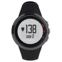 Suunto M2 Men's Watch, Black w/ Soft Textile Heart Rate Belt