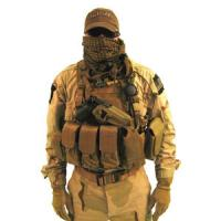 Blackhawk Product Group Tactical Shemagh, Sand/Black