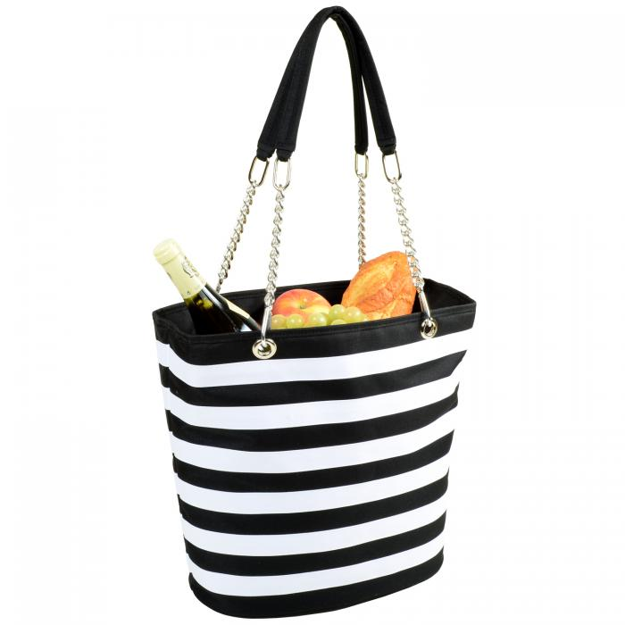 161d4656365c Picnic at Ascot Large Insulated Fashion Cooler Bag - 22 Can Tote ...