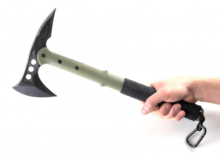 United Cutlery M48 Ranger Hawk Axe w/Compass