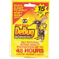 Debug Repel Patch 4pk-100 Pop