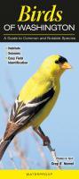 Quick Reference Publishing Birds of Washington