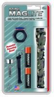 MagLite - AA Mini Mag Camo Flashlight Combo Pack