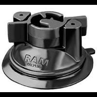 """RAM Mount 3.3"""" Suction Cup Base w/Twist Lock"""