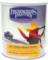 Backpacker's Pantry Baco Chedder Mashed Potatoes, Can
