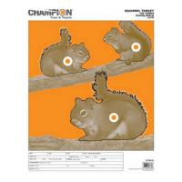 Champion Traps & Targets Squirrel Target  Large 12Pk