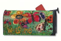 Magnet Works Garden Welcome MailWrap