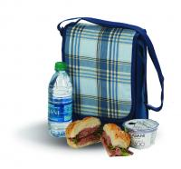 Picnic Plus Galaxy Lunch Bag, Varsity Plaid