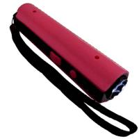 Renegade Tactical Steel Lady Shock Flash Pink, Black/Pink Handle, 1 Million Volt