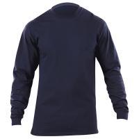 5.11 Station Wear Long Sleeve T-Shirt Fire Navy X-Large