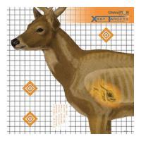 Champion Traps & Targets Deer Target 25X25(6/Pk)