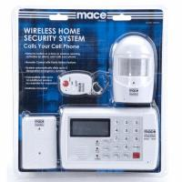Mace Security International WIRELESS HOME SECURITY SYSTEM
